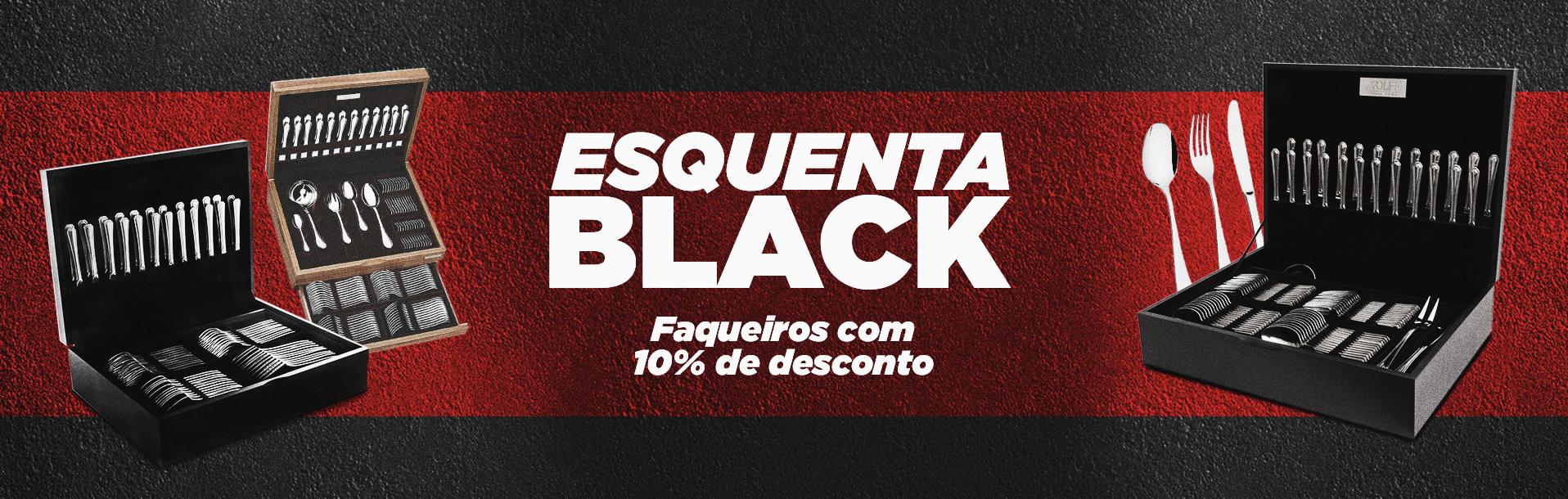 Black faqueiros