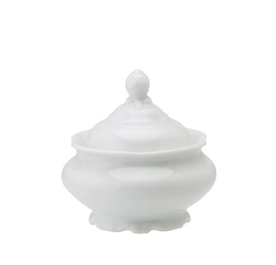 Açucareiro de porcelana pomerode schmidt