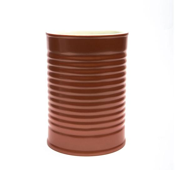 Porta utensilios lata 1300 ml cobre