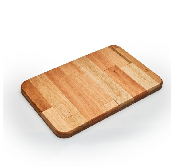 Tabua para corte madeira liptus 35 x 25 cm