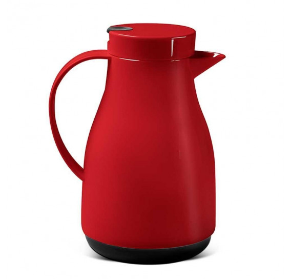 Bule termico c/gatilho keep 500ml vermelho haus concept
