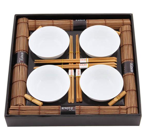 Jogo para sashimi 16 peças kyoto yoi