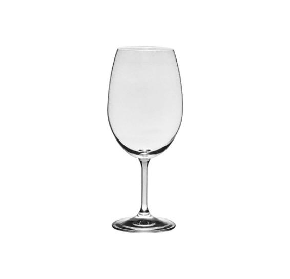 Jogo c/6 taças roberta - gastro bordeaux 540 ml