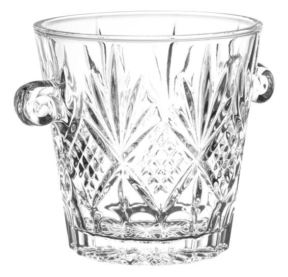 Balde para gelo de cristal 17 cm dublin lyor