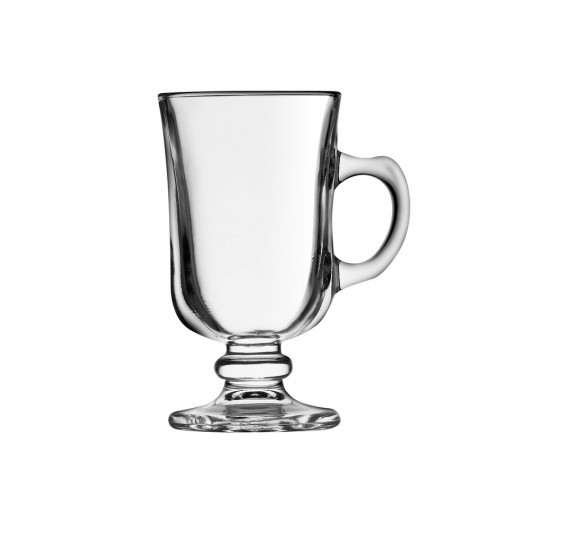 Caneca para café irlandês 120 ml crisal