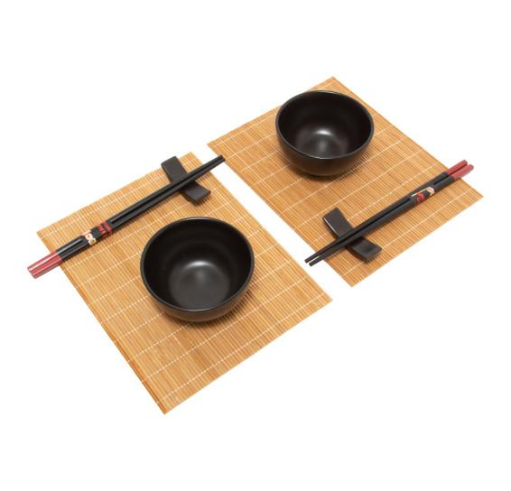Conjunto para sushi 8 peças tóquio lyor