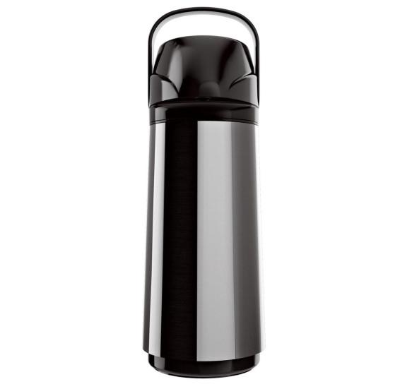 Garrafa térmica 1 litro air pot inox invicta