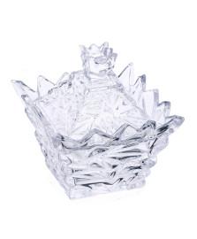 Bomboniere de vidro 15.5 cm studio collection