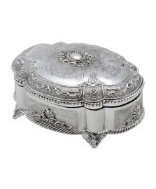 Porta-jóias 20 cm zamac prestige