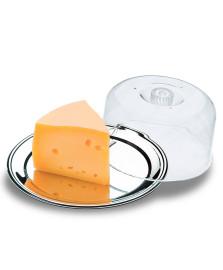 Conjunto para queijo 02 peças petúnia brinox