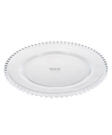 Prato 27 cm pearl cristal wolff