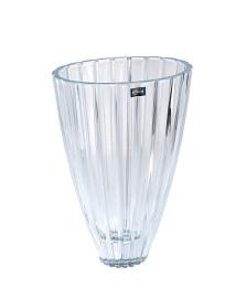 Vaso oval 30.5 cm cristal bohemia