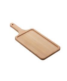 Tabua p/servir de bambu 39x15x1,6cm lyor