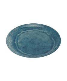 Prato raso melamina aqua azul 27cm