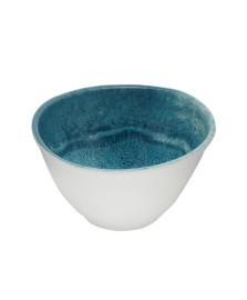 Bowl melamina aqua azul 15cm