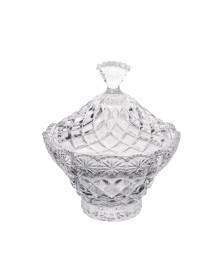 Bomboniere de cristal 19 cm diamond lyor
