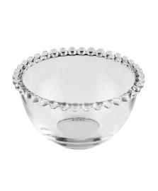 Cj 4 bowls cristal de chumbo pearl 14 cm wolff