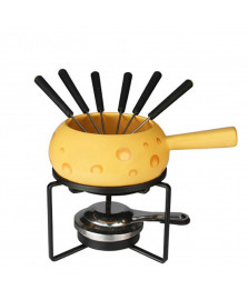 Aparelho de fondue para queijo 10 peças dynasty