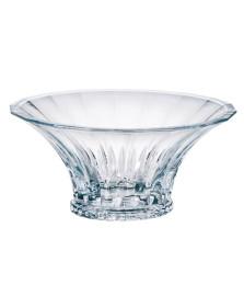 Saladeira 25.5 cm cristal welington bohemia