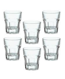 Jogo 06 copos 30 ml vidro shot allure bon gourmet