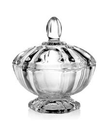 Bomboniere 18 cm cristal juliana l'hermitage