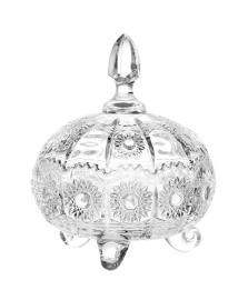 Bomboniere 22 cm cristal versailles lhermitage