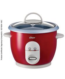 Panela elétrica arroz facile vermelha oster 127v