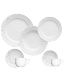 Jogo de jantar 42 peças porcelana lines germer