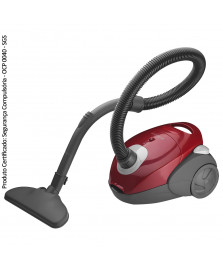 Aspirador de pó max clean vermelho cadence 127v