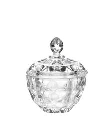 Bomboniere 14 cm cristal aquamarine lhermitage