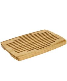 Tábua para pães migalheira ecokitchen bambu mimo