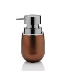 Porta-sabonete líquido belly vintage bronze