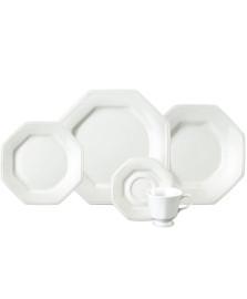 Jogo de jantar 30 peças porcelana prisma schmidt