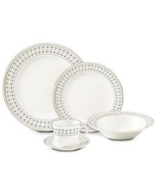 Jogo de jantar 20 peças cerâmica avant corona