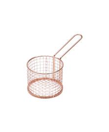 Cesta p/ fritura ferro rosé lyor