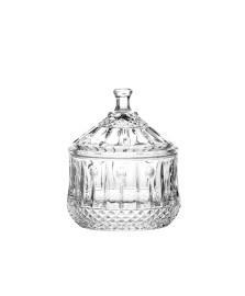 Bomboniere de cristal 11.5 cm lhermitage