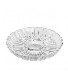 Petisqueira cristal 24.5 cm lhermitage