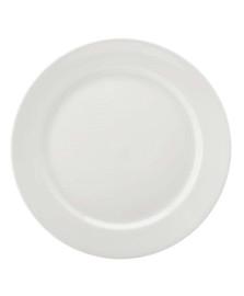 Prato raso 26 cm porcelana branco schmidt