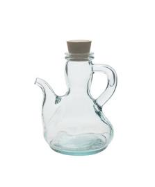Azeiteiro vidro 250 ml com rolha san miguel