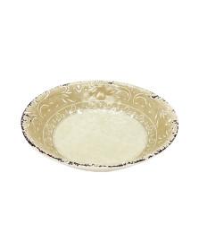 Saladeira melamina 25.5 cm antique mimo