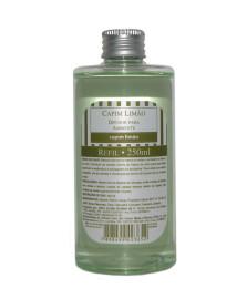 Refil difusor de ambiente capim limao 250 ml capim limao