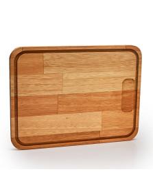 Tabua para corte madeira liptus 40 x 30 cm