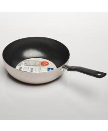 Panela wok 28 cm 4,1 l dolce brinox