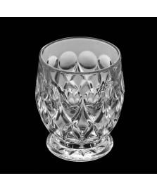 Porta talher de cristal de chumbo lile 10,5x13c lyor
