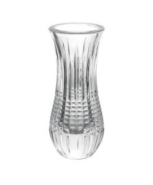Vaso Cristal De Chumbo Queen 6x4x15Cm Wolff