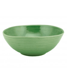 Bowl Cerâmica Ocean Verde 23x9Cm Bon Gourmet