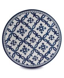Prato de bolo melamina azulejo portugues mimo