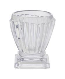 Vaso de cristal de chumbo elisabeth 10x9x13cm lyor