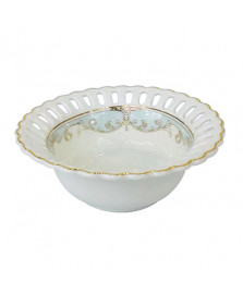 Bowl Branco em New Bone China L'Hermitage