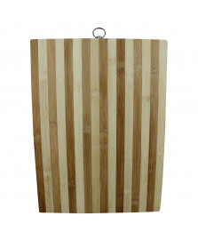 Tabua de corte em bambu L40 X P30 cm dynasty